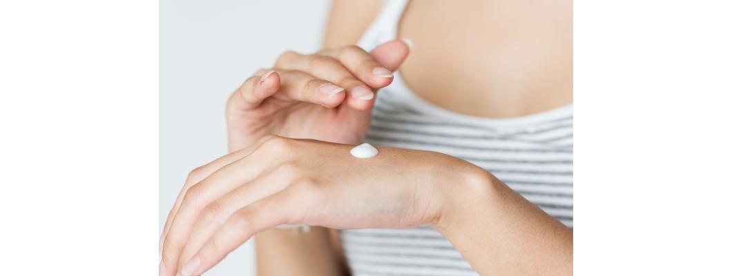 Сухая кожа рук после дезинфекции?