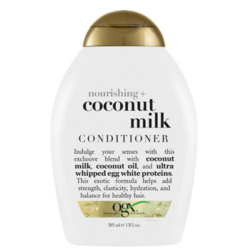 OGX кондиционер с кокосовым молоком 385 мл
