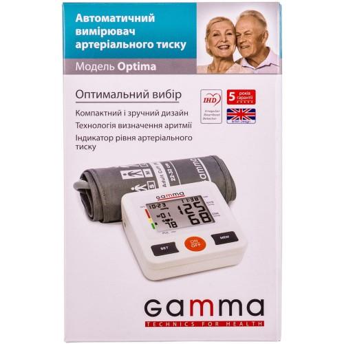 Тонометр автоматический Gamma Optima