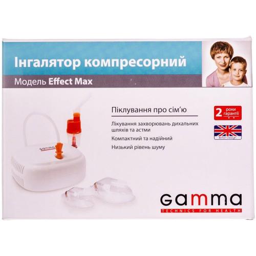 Ингалятор компрессорный Gamma Effect Max
