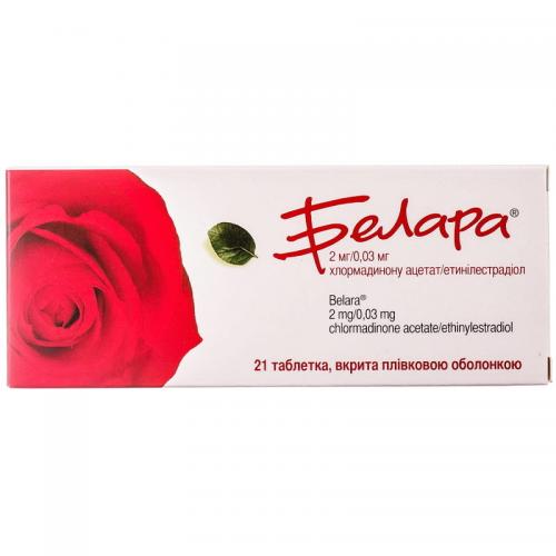 Белара таблетки №21