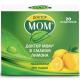 Доктор Мом пастилки от кашля лимон №20