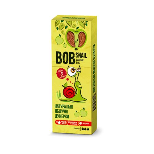Конфеты Улитка Боб яблочные 30 г